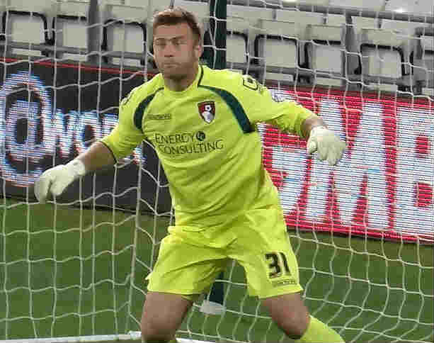 Artur Boruc, one of our Bournemouth bargains for the 2015-16 season