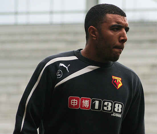 Troy Deeney, one of our Watford bargains for the 2015-16 FPL season