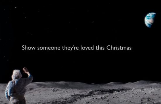 Even football was not spared John Lewis Christmas advert parody videos after its 2015 release