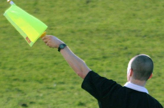 A linesman, not the one who's a Carlisle director