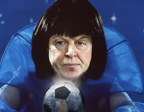 Mystic Megson makes his Arsenal v Man Utd score prediction