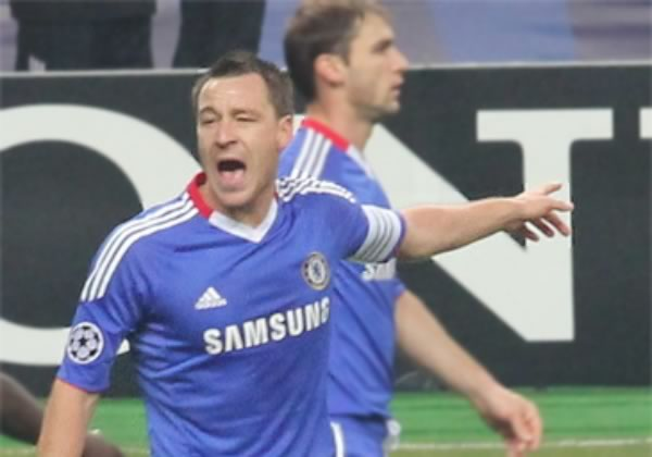 Club captain John Terry is leaving Chelsea at the end of this season