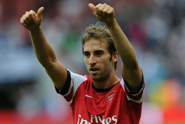 This man was the butt of the Mathieu Flamini jokes