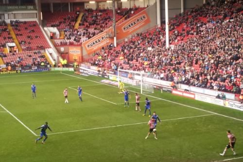 There were lots of Jose Baxter suspension jokes after Sheffield United made the announcement
