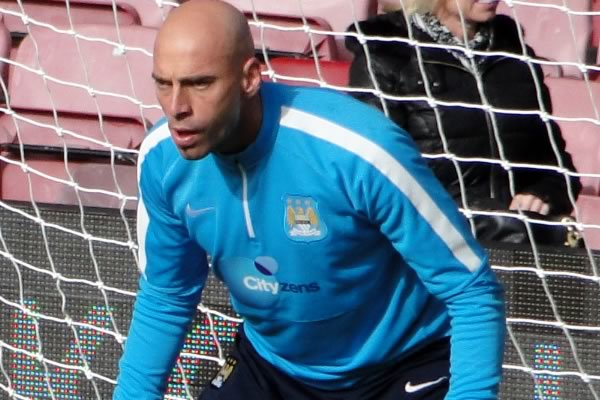 There were all sorts of rude Willy jokes after Caballero's penalty saves in Manchester City's League Cup final win over Liverpool