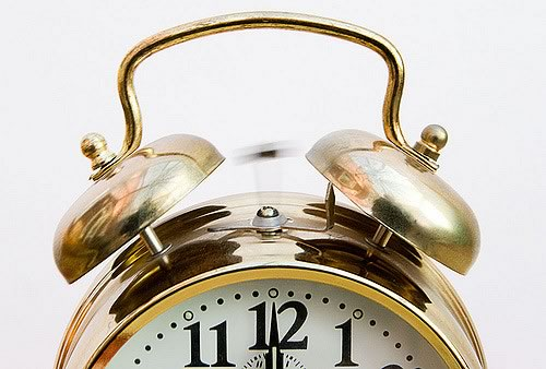 A clock sounds the alarm for the January 2016 Transfer Deadline Day jokes