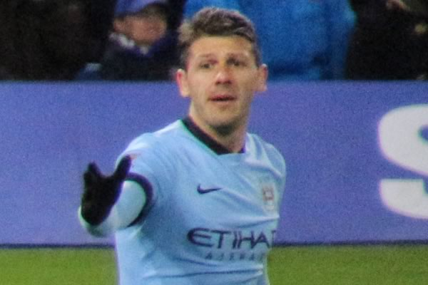There were lots of jokes about Martín Demichelis made during Man City 0-1 Man Utd