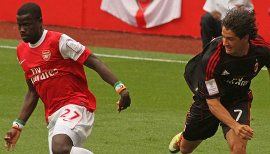 These Emmanuel Eboué ban jokes include a favourable comparison to Pato