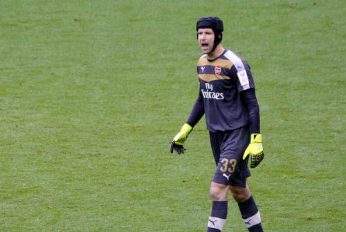 A Petr Čech injury has dented Arsenal's title hopes and inspired these jokes