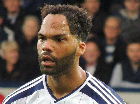 One Aston Villa fan has challenged Joleon Lescott to a fight