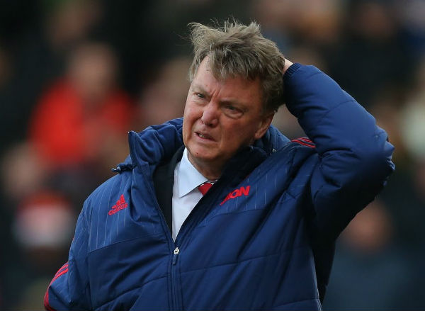 He won't want to look at the Louis van Gaal sacked jokes after widespread reports of his dismissal as Manchester United manager