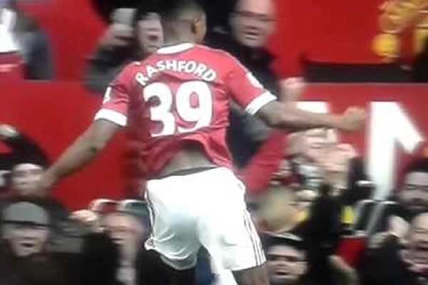 Marcus Rashford's visit to Morecambe after winning the FA Cup is a curious tale as a girl denies they're sleeping together