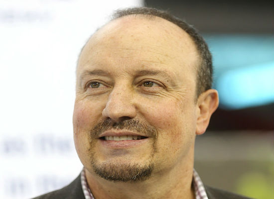 Rafael Benítez to Newcastle jokes were the order of the day as this man returned