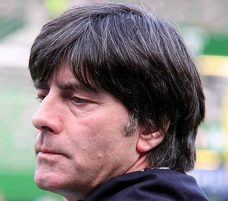 Disgusting Joachim Löw videos are in order once again