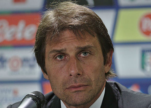 Antonio Conte has signed Leicester's Premier League title for Chelsea