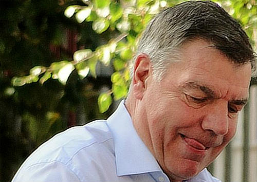 Sam Allardyce England manager? Looks like it could happen