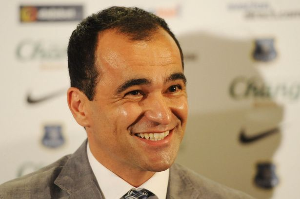 Roberto Martínez: Belgium Manager stars this guy