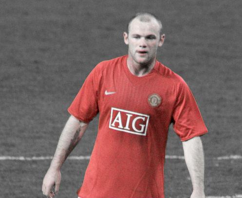 Wayne Rooney has commandeered the Rooney Rule