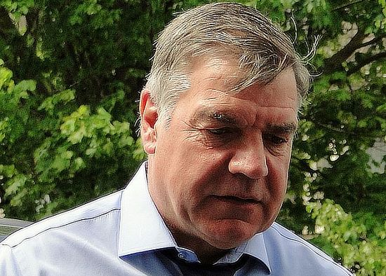 There were more jokes as Sam Allardyce leaves England after a Telegraph investigation forces the manager out