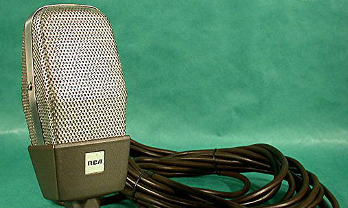 All biased commentators need a microphone