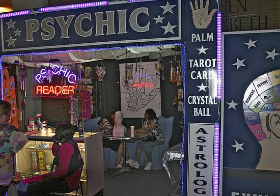 """A Mansfield Town clairvoyant event was cancelled """"due to unforeseen circumstances"""""""