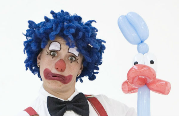 This clown plays for West Ham but is harmless