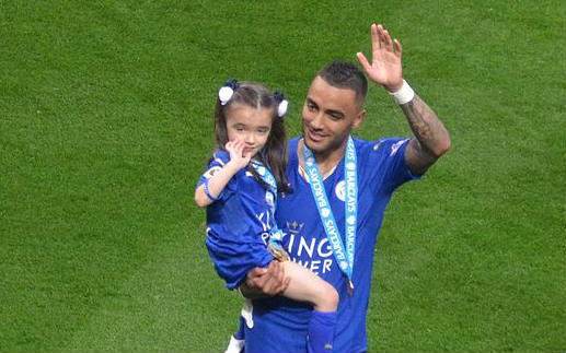 Danny Simpson could be crowned Miss Universe