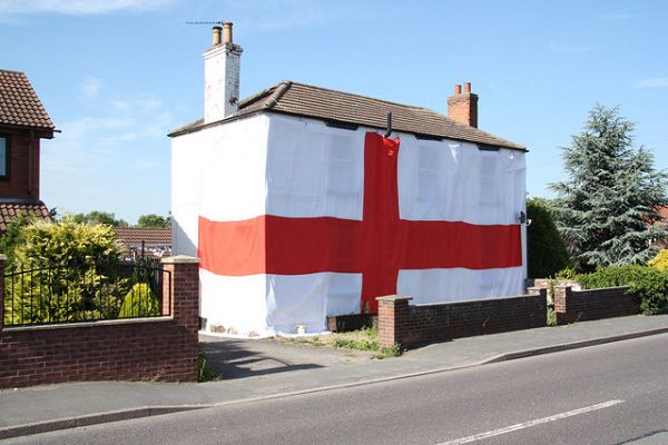 The fans living here will be keen to look at the jokes from England 3-0 Scotland, the World Cup qualifier on Friday night