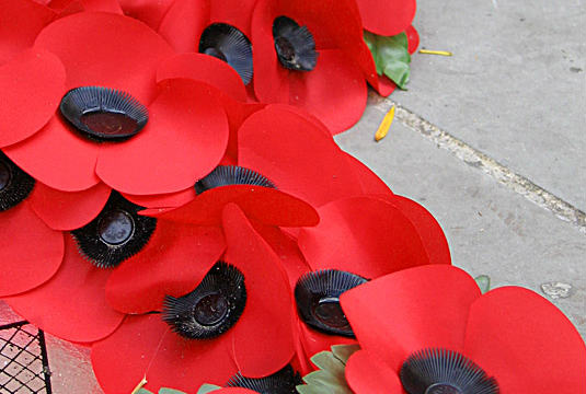 Theresa May wants these poppies on footballers