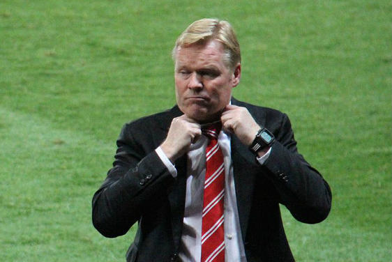 Ronald Koeman figured out how to beat Arsenal