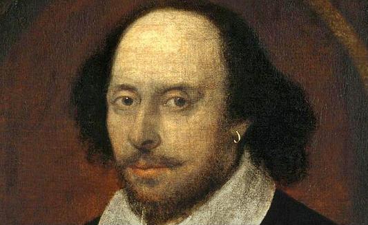 William Shakespeare, namesake of Leicester boss Craig