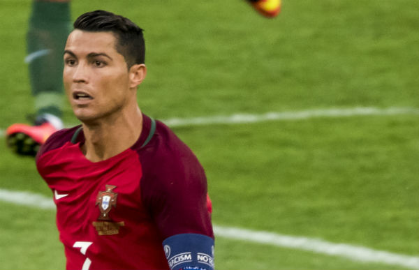 A Cristiano Ronaldo statue is on the rampage in Madeira