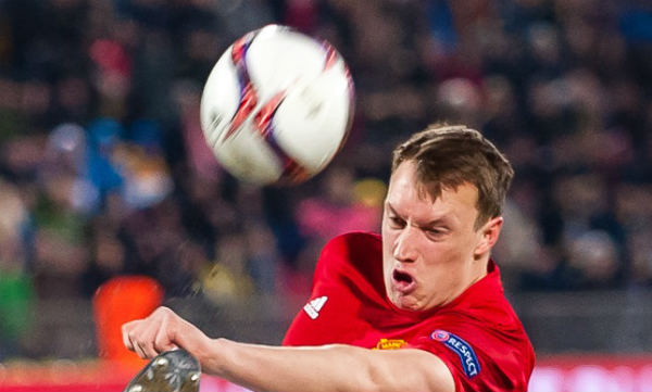 Phil Jones's injury rules him out of England contention