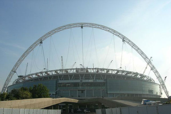 Spurs will play at Wembley next season