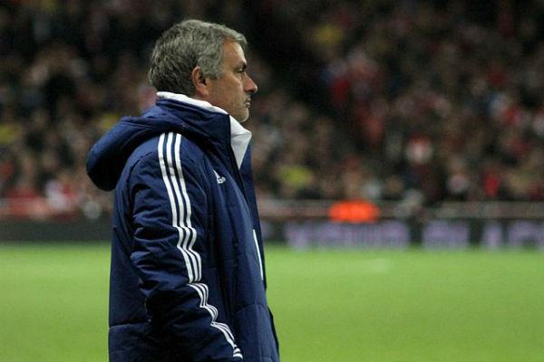 Manchester United manager José Mourinho