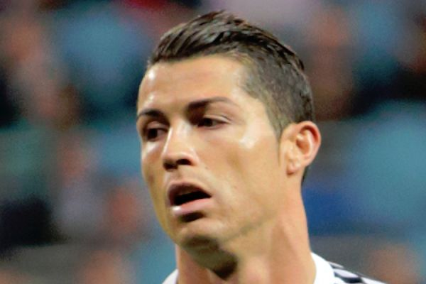 He'll be fed up of seeing the Cristiano Ronaldo statue jokes