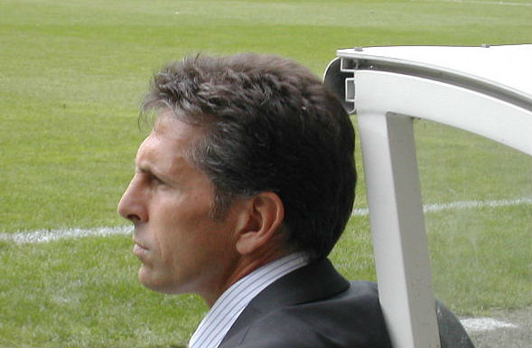 Claude Puel, sacked by Liverpool as Southampton manager