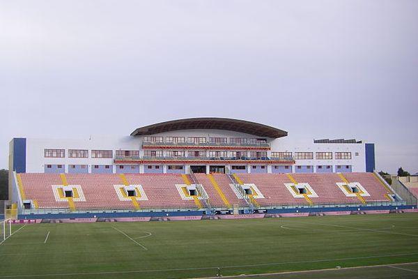 The National Stadium on the island where the jokes from Malta 0-4 England were born