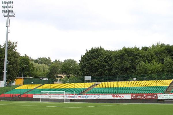 LFF Stadium, which hosted Lithuania 0-1 England World Cup qualifier that sparked many jokes