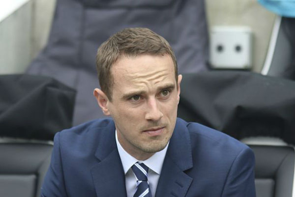 Former England Women manager Mark Sampson