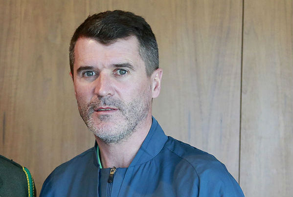 Roy Keane fronted a safety of chess video