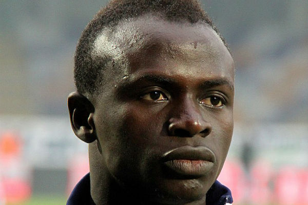 Liverpool's Sadio Mané is injured