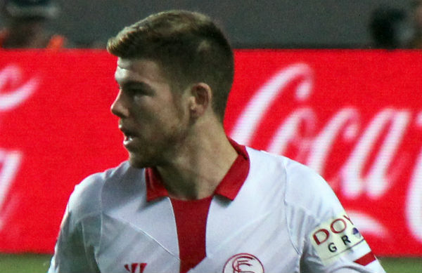 Alberto Moreno, not playing for Liverpool