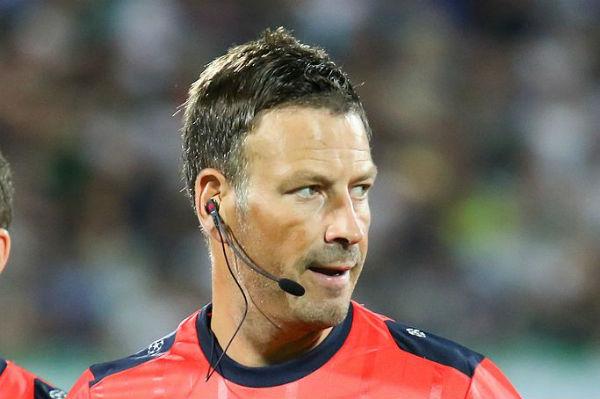 Former Premier League referee Mark Clattenburg