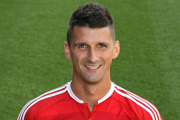 Nottingham Forest's Eric Lichaj was the source of the jokes as they inflicted a 4-2 FA Cup 3rd round defeat on Arsenal