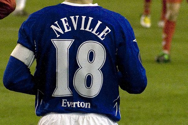 Phil Neville was appointed manager of England Women despite his tweets and the subsequent jokes