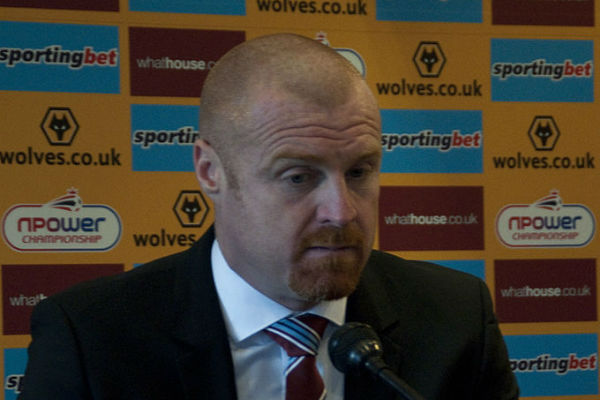 Burnley manager Sean Dyche denied eating worms