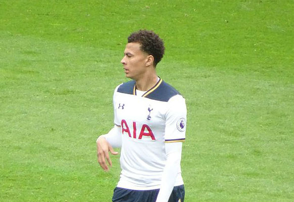 This is not a still from the Dele Alli sex tape