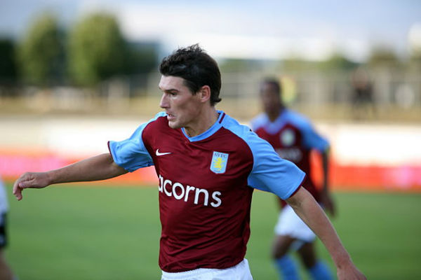 Gareth Barry used to play for West Brom's rivals Aston Villa