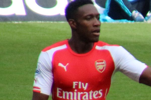 Lots of people made Danny Welbeck dive jokes after he won a penalty for Arsenal against Milan in their Europa League round of 16 tie